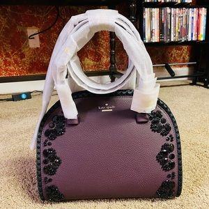 Kate Spade Anderson Way Reiley Sequin Dome Bag